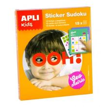 Sticker Sudokus Geometric apli