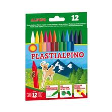 Plastialpino 12 colors