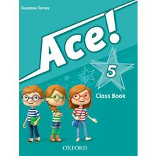 Ace! 5 Class book+Songs Cd
