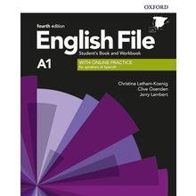 English File Beginner Stud.+Worb. Without key 4Ed.