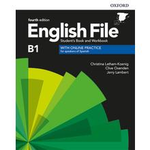 English File Intermediate Stud.+Worb.Without Key 4Ed.
