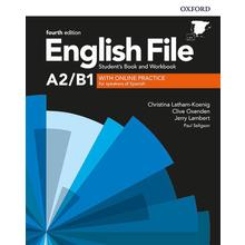 English File Pre-Interm. Stud. & Worb. Without Key 4Ed.