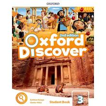 Oxford Discover 3 Student