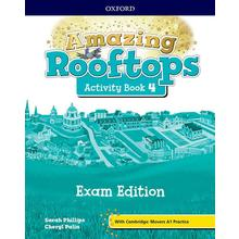 Amazing Rooftops 4 Exam Edition. Activity book