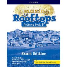 Amazing Rooftops 5 Exam Edition. Activity book