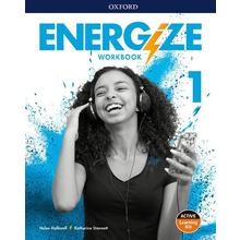 Energize 1 Worbook English Edit. Ed.2020