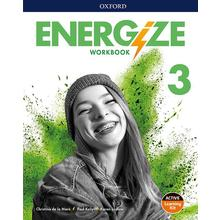 Energize 3 Worbook English Edit. Ed.2020