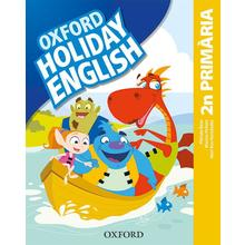 Holiday English 2n Primària 3Ed.2019