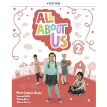 All about us 2 Activity book Ed.2018