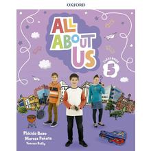 All about us 5 Class book Ed.2018