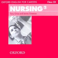 Oxf eng for careers nursing 2 Class Cd
