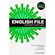 English file intermediate Teacher