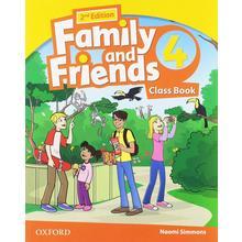 Family & Friends 4 Course book 2Ed.