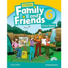 Family & Friends 6 Course book 2Ed.