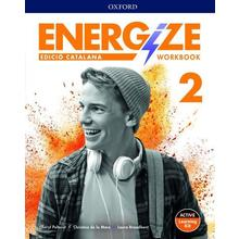 Energize 2 Worbook Edic.Català Ed.2020