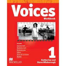 ***Voices 1 Worbook Ed.Català