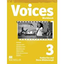 ***Voices 3 Workbook Ed.Català