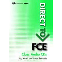 DIRECT TO FCE Class CD x 2
