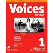 ***Voices 1 Workbook. English edition