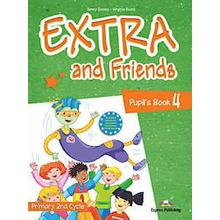 Extra and friends 4 Pupil