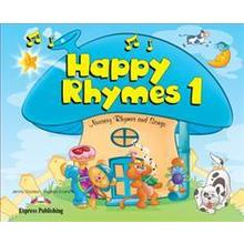 Happy Rhymes 1. Pupil