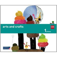 Arts & Crafts Savia 1 Ed.2014