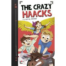 The Crazy Haacks y el reto del minotauro. - The Crazy Haacks, 06