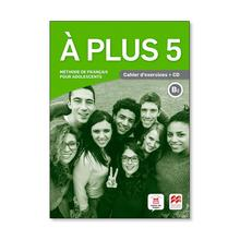 A PLUS 5 Cahier d´exercices+Cd Ed.2019