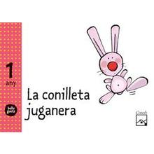 La conilleta juganera 1 any
