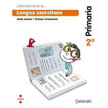 Cuaderno lengua 2-2TRIM Supercompetentes 2015