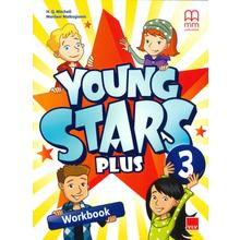 Young Stars Plus 3. Workbook