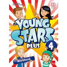 Young Stars Plus 4. Workbook