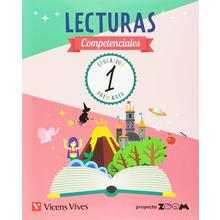 Lecturas competenciales 1 Zoom Ed.2018