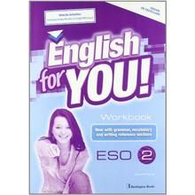 English for you 2 ESO. Workbook. Spanish
