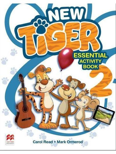 New Tiger Essential 2 Activity book