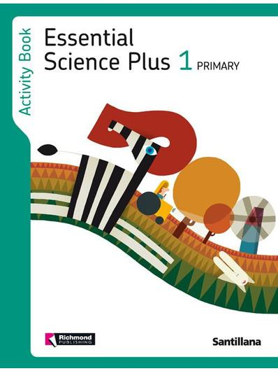 Essential Science Plus 1 Activity book